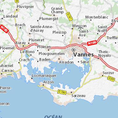 L'Annexe - vacances - Golfe du Morbihan - Vannes - Bretagne
